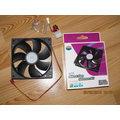 CoolerMaster R4-S2S-12AK Silent Fan