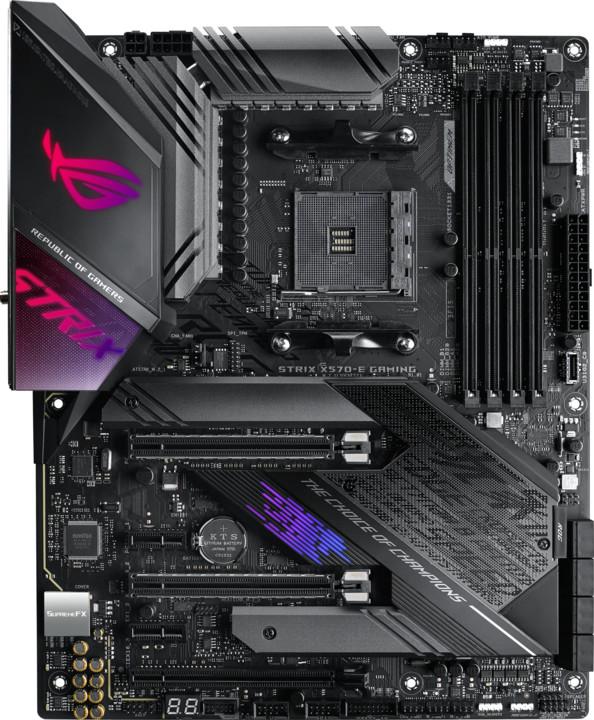 ASUS ROG STRIX X570-E GAMING - AMD X570