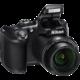 Nikon Coolpix B500, černá  + Batoh Alpine Pro ADJOA, tyrkysová v ceně 999 Kč