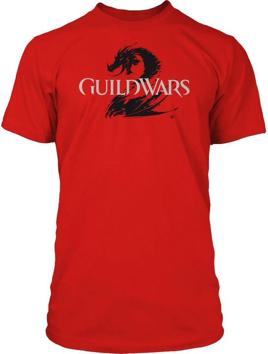 Guild Wars 2, červené (XL)