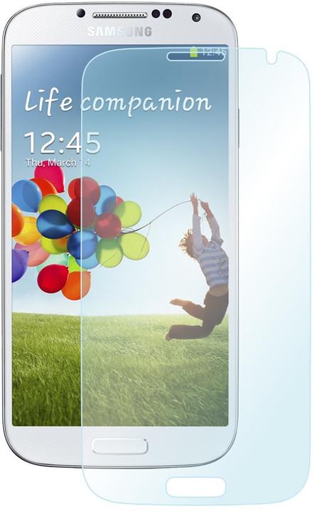 Belkin ScreenGuard ochranná fólie pro Samsung Galaxy S4, čirá, 3ks