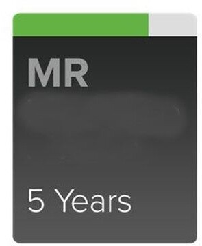 Cisco Meraki MR Pokročilý Upgrade a Podpora, 5 let