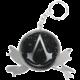 Klíčenka Assassins Creed - Logo Multitool