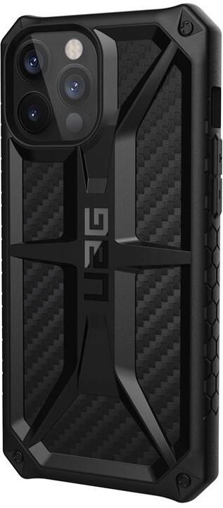 UAG ochranný kryt Monarch pro iPhone 12 Pro Max, černá