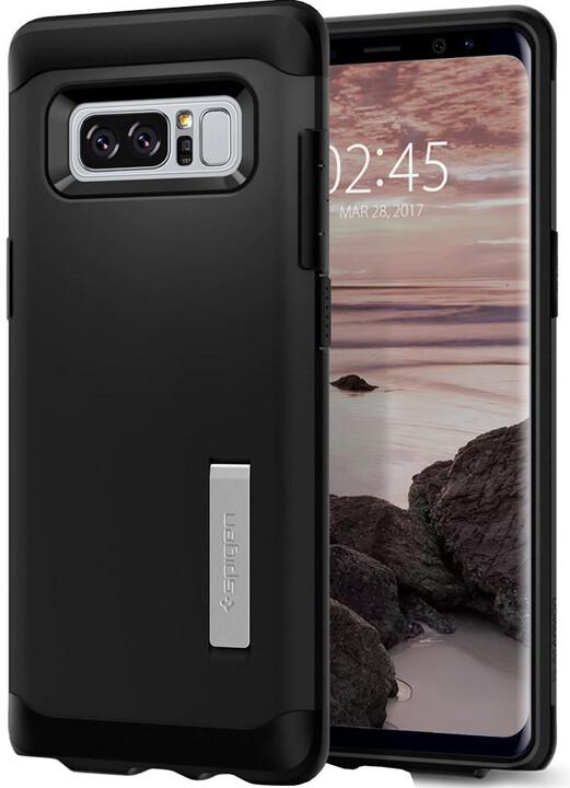 Spigen Slim Armor pro Galaxy Note 8, black