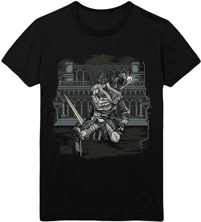 Tričko Dark Souls - Prince Lothric (L)