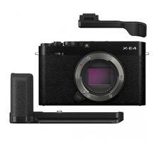 Fujifilm X-E4 + ACC Kit, černá - 16673964