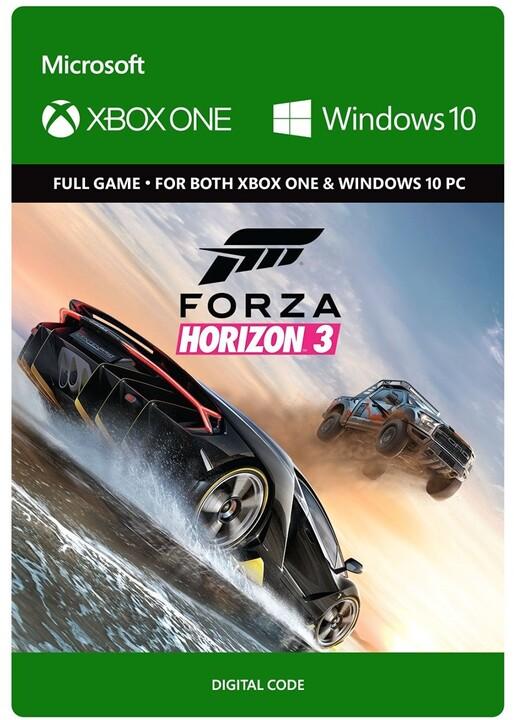 Forza Horizon 3: Standard Edition (Xbox Play Anywhere) - elektronicky
