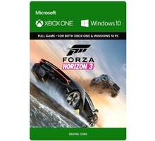 Forza Horizon 3: Standard Edition (Xbox Play Anywhere) - elektronicky - G7Q-00037