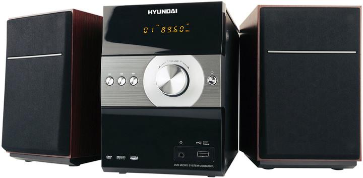Hyundai MSD 861 DRU