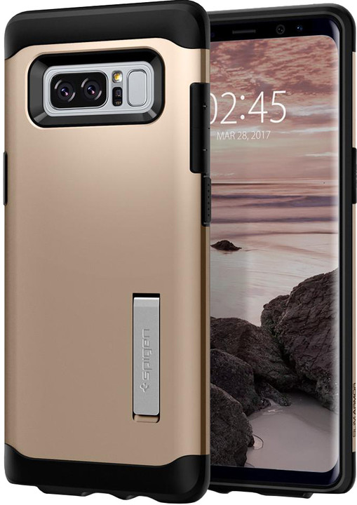 Spigen Slim Armor pro Galaxy Note 8, gold