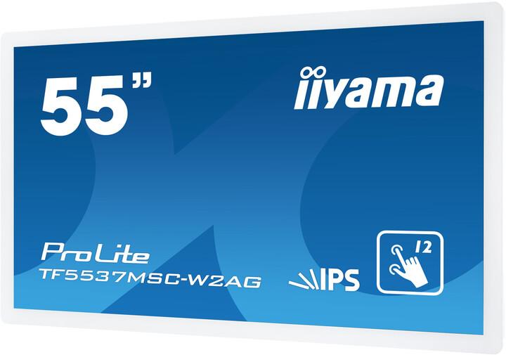 "iiyama ProLite TF5537MSC-W2AG Touch - LED monitor 55"""