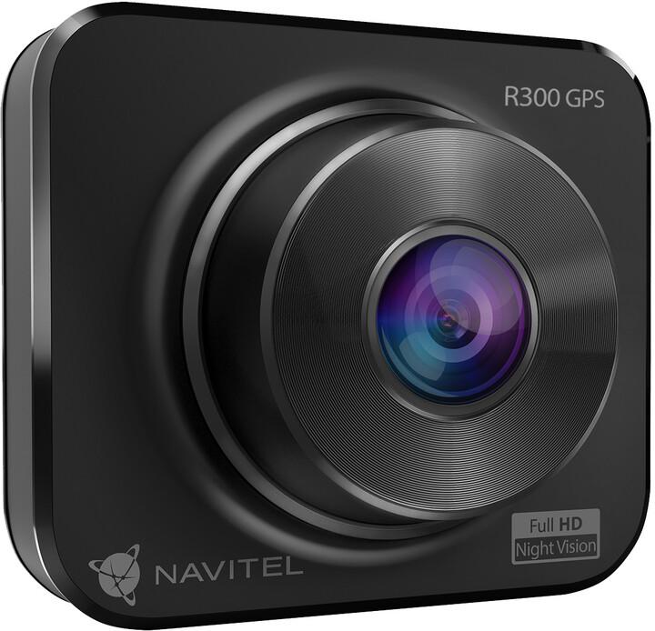 Navitel R300, kamera do auta