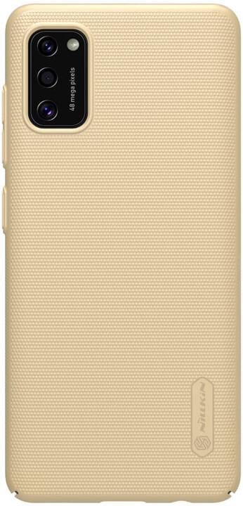 Nillkin zadní kryt Super Frosted pro Samsung Galaxy A41, zlatá