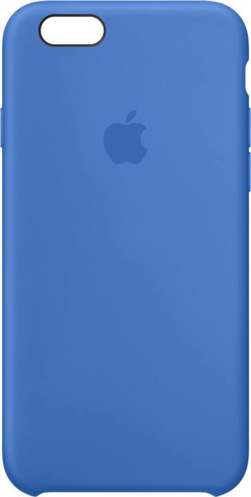 Apple iPhone 6s Silicone Case - Royal Blue
