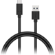 CONNECT IT Wirez USB-C (Type C) - USB, černý, 0,5 m