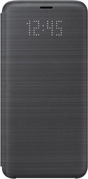 Samsung flipové pouzdro LED View pro Samsung Galaxy S9, černé