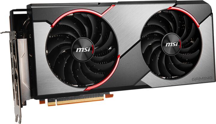MSI Radeon RX 5700 GAMING X, 8GB GDDR6