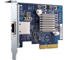 QNAP QXG-10G1T - 10GbE síťová karta pro PC i QNAP NAS (5-ti rychlostní)