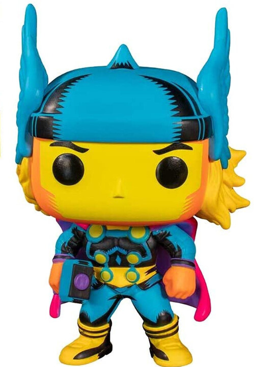 Figurka Funko POP! Marvel - Black Light Thor