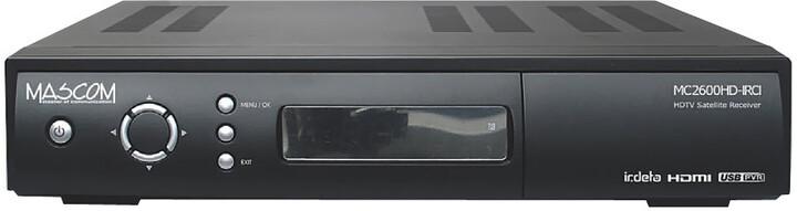 Mascom MC 2600 IR CI