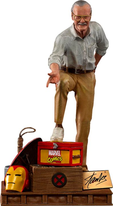 Figurka Marvel - Stan Lee Deluxe