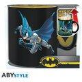 Hrnek Batman - Batman & Joker (měnící se)