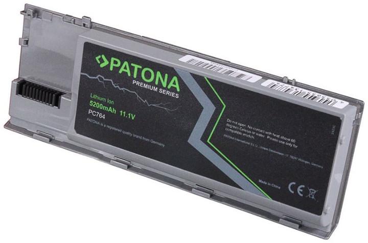 Patona baterie pro ntb DELL LATITUDE D620 5200mAh Li-Ion 11,1V PREMIUM