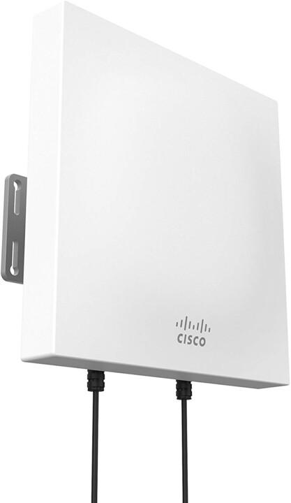 Cisco Meraki MR Dual-Band, 8dBI, N-typ, bílá