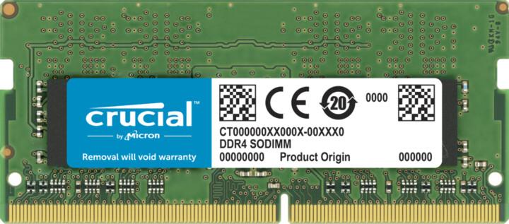 Crucial 32GB DDR4 3200 CL22 SO-DIMM