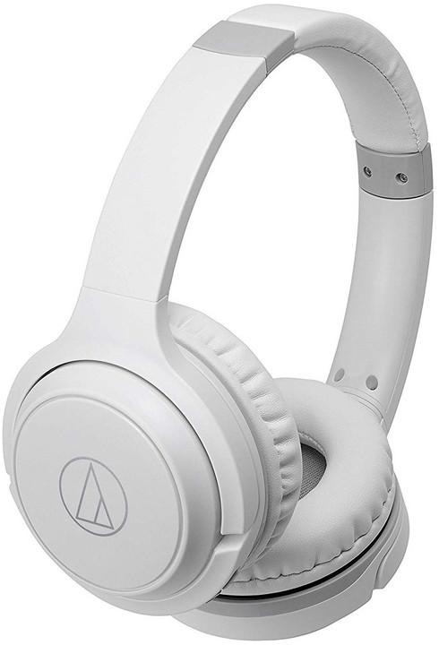 Audio-Technica ATH-S200BT, bílá
