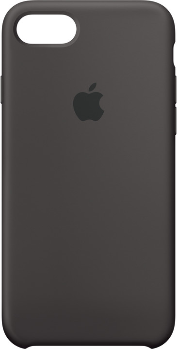 Apple Silikonový kryt na iPhone 7/8 – kakaově hnědý