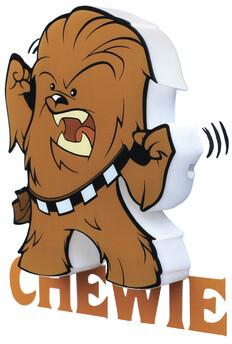 3D Mini světlo Star Wars - Chewie