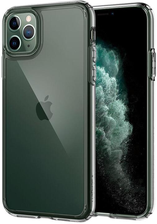 Spigen Ultra Hybrid iPhone 11 Pro Max, čiré