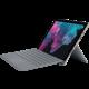Microsoft Surface Pro 6, i5 - 128GB, platinová  + Možnost vrácení nevhodného dárku až do půlky ledna