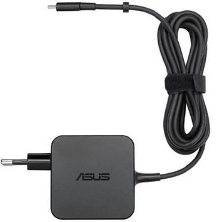 ASUS originální adaptér AC65-00, USB-C, 65W, černá
