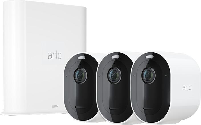 Arlo Pro 3 - Brána + 3x kamery