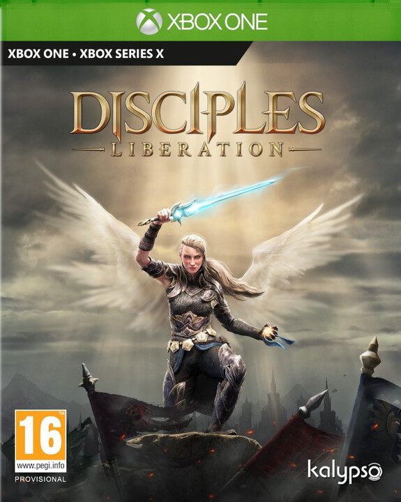 Disciples: Liberation - Deluxe Edition (Xbox)