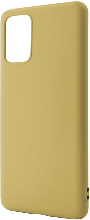 EPICO silikonový kryt Candy pro Samsung Galaxy S20 Ultra, žlutá