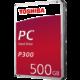 """Toshiba P300, 3,5"""" - 500GB"""