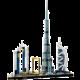 LEGO® Architecture 21052 Dubaj Elektronické předplatné deníku Sport a časopisu Computer na půl roku v hodnotě 2173 Kč