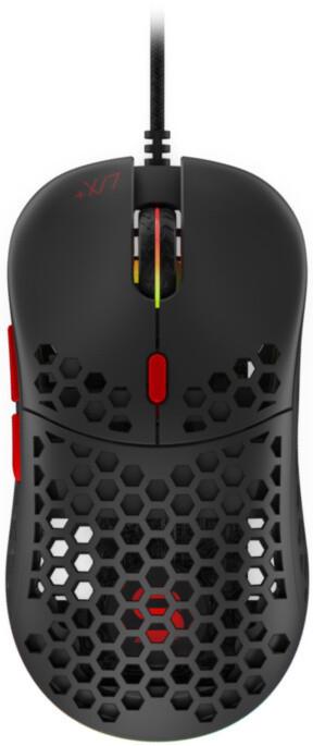 SPC Gear LIX+, černá