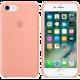 Apple iPhone 7/8 Silicone Case, plameňáková