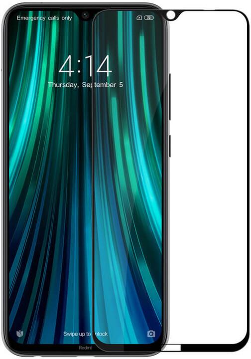 Nillkin tvrzené sklo 2.5D CP+ PRO pro Xiaomi Redmi Note 8T, černá