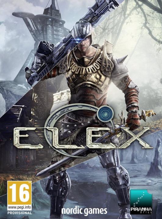Elex (PC) - elektronicky