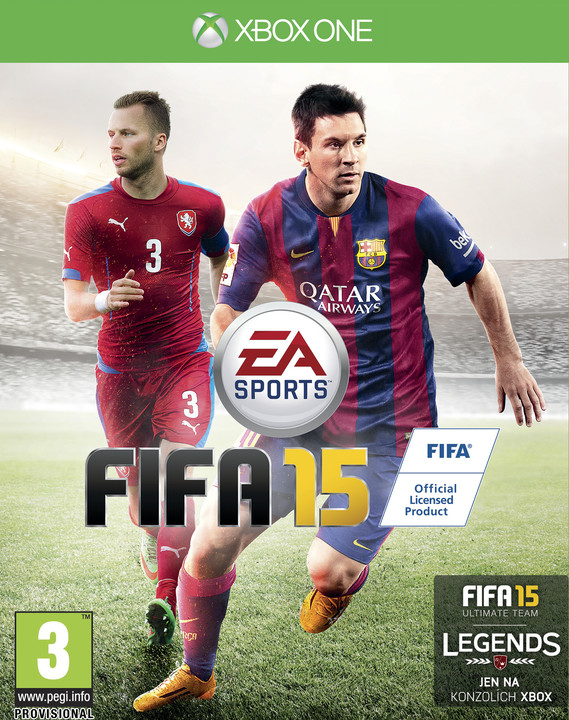 FIFA 15 - XONE