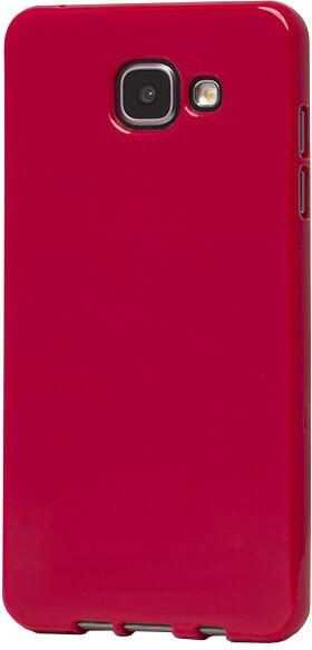 EPICO pružný plastový kryt pro Samsung Galaxy A5 (2016) SPARKLING - červený