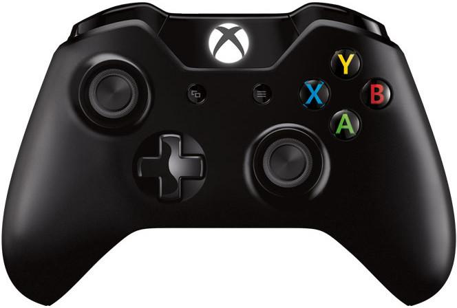 Microsoft Xbox ONE - bezdrátový ovladač + nabíjecí sada