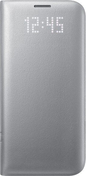 Samsung EF-NG935PS LED ViewCover Galaxy S7e,Silver