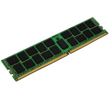 Kingston 16GB DDR4 2400 CL17 ECC Reg pro Dell CL 17 - KTD-PE424D8/16G